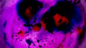 purple liquid